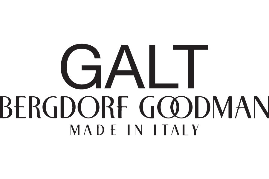 GALT for Bergdorf Goodman - Made in Italy - Logo